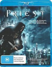 Priest (Blu-ray, 2011)