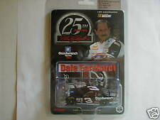 1999 ACTION 1:64 DALE EARNHARDT #3 - 25 ANNIVERSARY CAR
