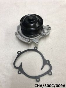 Water Pump for Chrysler 300C 3.0CRD 2005-2010 CHA/300C/009A