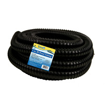 TetraPond Pond Tubing 1 Inch Diameter, 20 Feet Long, Connects Components