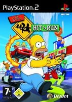 the simpsons hit and run  playstation 2