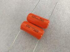 10PCS  SPRAGUE 715P 600V 0.047uf Capacitor 473 Orange Drop CDE .047uF #Q5236 ZX