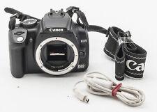Canon EOS 350d 350 D 350-d Body chassis DSLR fotocamera Reflex