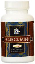 NutriveneCurcumin, Longvida™ by (500 mg, 60 cap- 30 Servings) Free Shipping
