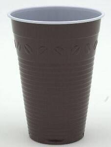 3000 Automatenbecher, Thermobecher, Kaffeebecher, braun, 0,18l / 180ml Huhtamaki