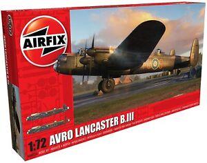 Avro Lancaster B.III Airfix 1:72 Model Kit