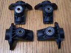 HPI Savage X 4.6 Front Rear Upright Set Axle Hub Bearings XL Flux 5.9 / Carriers