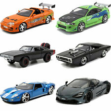 Jada Hollywood Rides Fast & Furious 1:24 Diecast Model Car Collection
