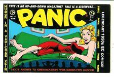 PANIC #5, Gemstone 3/98, EC Comics REPRINT humor satire gga 'Tick Dracy', VF-NM