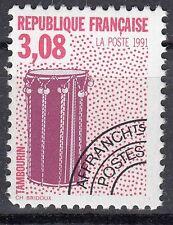 FRANCE TIMBRE   PREOBLITERE  N° 218  ** TAMBOURIN