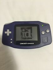 Game Boy Advance - Grape Purple - Nintendo Handheld System