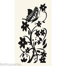 LP 1 Wandtattoo Wandaufkleber Wandsticker Kühlschrank Aufkleber Blumen M10223