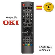 Mando a distancia de reemplazo para OKI NR TV B15A -PH