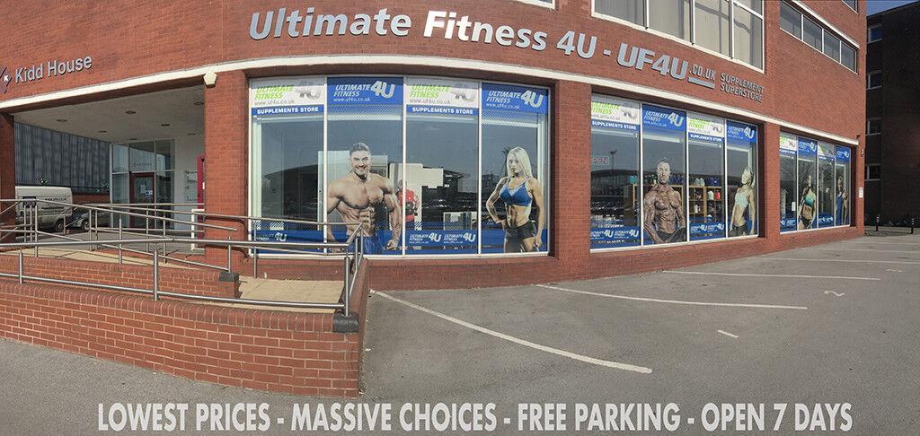 UF4U - Ultimate Fitness 4 U