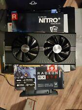 SAPPHIRE NITRO+ RADEON RX 570 GDDR5 8GB
