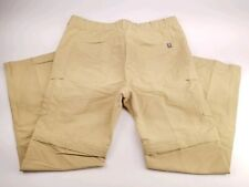 Mens Northface Paramount Peak 2 Beige Convertible Cargo Hiking Pants 38 (38x32)