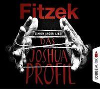 SEBASTIAN FITZEK - DAS JOSHUA PROFIL 6 CD NEU