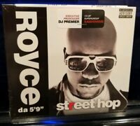 "Royce da 5'9"" - Streep Hop CD SEALED eminem d12 slaughterhouse busta rhymes 59"