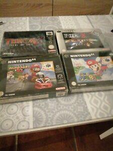 Lote Jeugos Nintendo 64