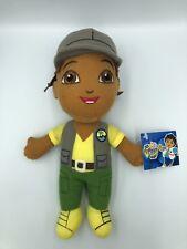 Go Diego Go Stuffed Animal Plush Children's Toy Originally From Dora/Nickelodeon