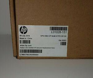Hewlett Packard Notebook Replacement Keyboard L01028-151