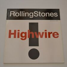 """ROLLING STONES - HIGHWIRE - 1991 EUROPE 12"""" EP 4-TRACKS UNPLAYED!!!"""