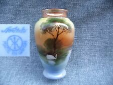 * VINTAGE * Noritake China Vase * JAPAN *