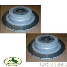 LAND ROVER REAR BRAKE ROTOR DISC SET RANGE 06-12 LR031844 OEM