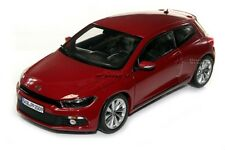 NOREV VOLKSWAGEN SCIROCCO DIE CAST 1/18 RED 188499 NEW