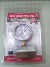 Sioux Chief Test Assembly For Gas Test Cat No 355-30Pk1