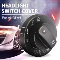 W/ AUTO HEADLIGHT FOG LIGHT SWITCH COVER CAP REPAIR KIT FOR AUDI A4 S4 8E B6
