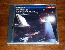 CD: Maria Joao Pires - W.A. Mozart Piano Sonatas Vol. 4 KV 332, 333, 457 Import