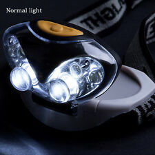 1200 Lumens 6 LED Lights Headlight Hiking Headlamp Flashlight Head Light Lamp