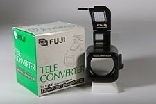 Fuji Vintage Tele Converter for Fuji DL400 and DL 400 QD New in Box
