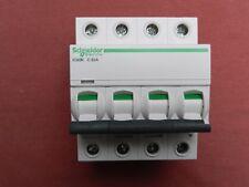 Réf A9F77432 DISJONCTEUR MAGNETIQUE SCHNEIDER IC60N 4P 32A TYPE C NEUF
