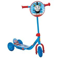 THOMAS THE TANK ENGINE BLUE CHILDS TRI SCOOTER BRAND NEW BOXED OUTDOOR TOYS NEW