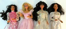 Vintage 1968 Barbie Dolls Outfits Bendable Legs Lot of 4