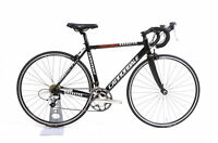 Cannondale Optimo Carbon / Alloy Custom Road Bike 2 x 8 Speed Shimano S / 50 cm