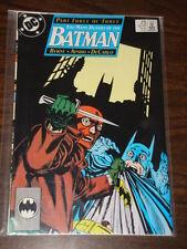 BATMAN #435 DC COMICS DARK KNIGHT NM CONDITION JULY 1989