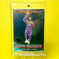 PANINI ZERO GRAVITY Lebron James LOS ANGELES LAKERS -INVESTMENT -w/ CASE