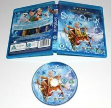 THE SNOWQUEEN Blu Ray