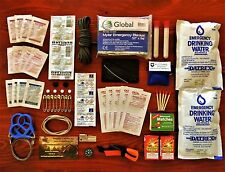 Survival Kit Prepping Bug Out Bag SHTF Pack Emergency Tactical Wound First Aid