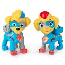 PAW Patrol Mighty Twins Light Up Figures 2-Pack BNIB SHIPS FAST
