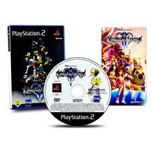 Playstation 2 PS2 Spiel Disney Kingdom Hearts II 2 in OVP mit Anleitung