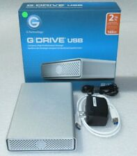 G-Technology G Drive USB 3.0 2TB   External Hard Drive 0G03902