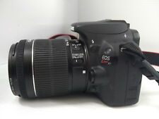 CANON EOS Kiss X7i STM with EFS 18-55mm len ***Very nice condition.