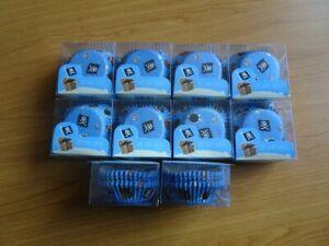 10 paquets de 72 moules à cupcakes motif pirate, caissettes en papier
