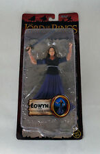 TOY BIZ LORD OF THE RINGS THE TWO TOWERS EOWYN WITH SWORD-SLASHING ACTION  81395