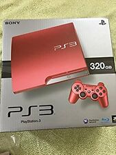 NEW PS3 Scarlet Red Console Playstation 3 System Japan *$50 OFF SUPER SALE*