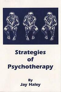Strategies of Psychotherapy by Jay Haley (Paperback, 2006)